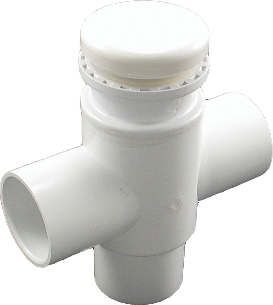 "1"" Top Mount Valve <br> 3-Way Diverter Valve"