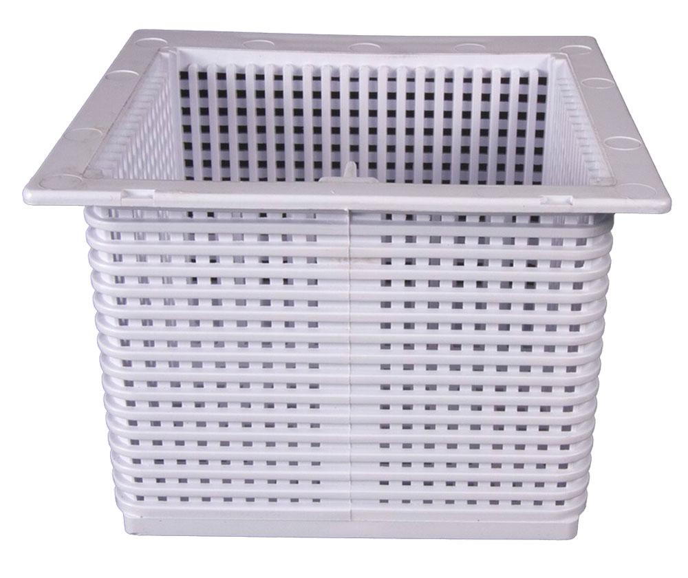<b>Front Access Skimmer <br> Basket