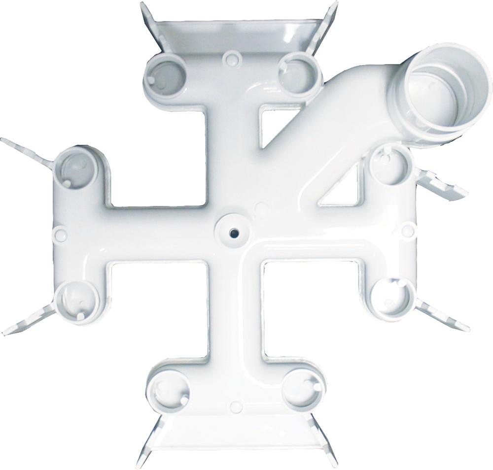 <b> DE Manifold <br> H-Style