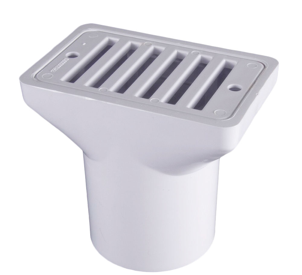 """<b>Deck Drain</b> <br> 2"""" x 4"""" <br> (2"""" FIP x 2"""" Socket)"""