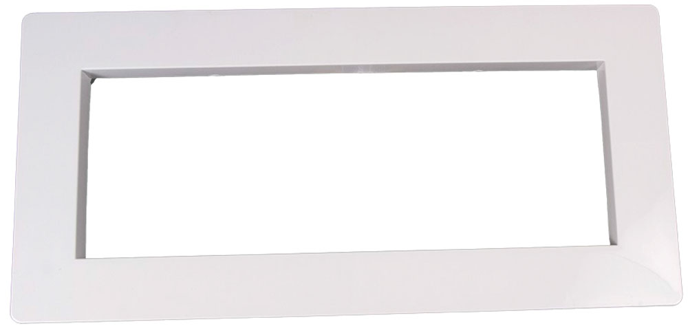 <b>Skimmer Faceplate </b> <br> Wide Cover