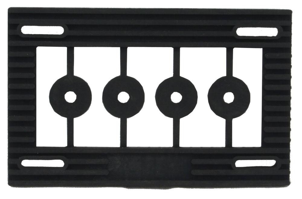 <b> Vibration Pad </b> <br> 48/56 Frame