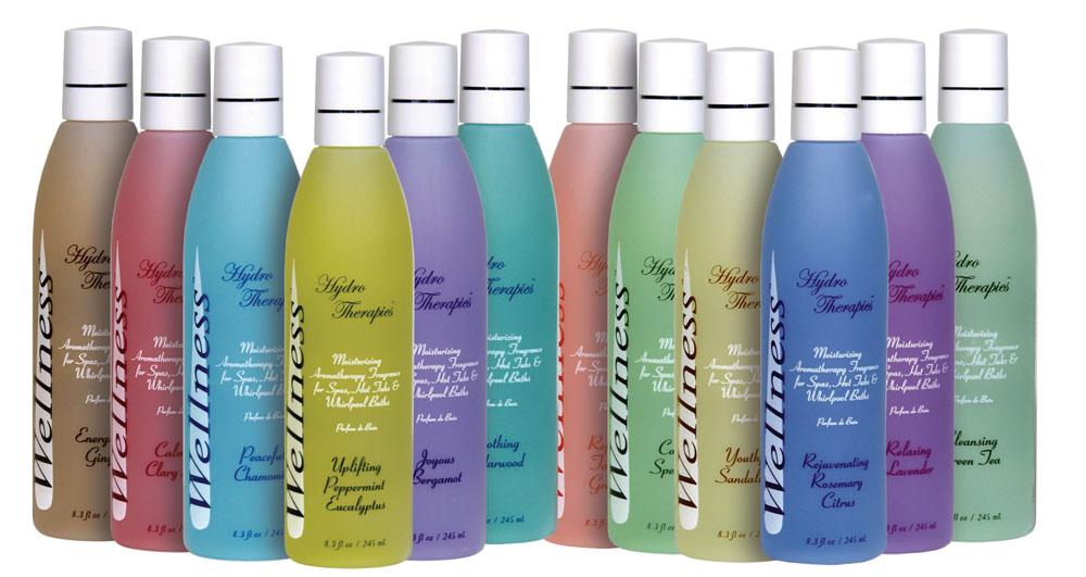 <b>inSPAration Wellness Fragrances</b> <br> 8.3 oz