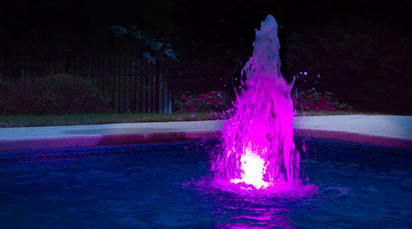 Gunite Pool Fountains Cmp