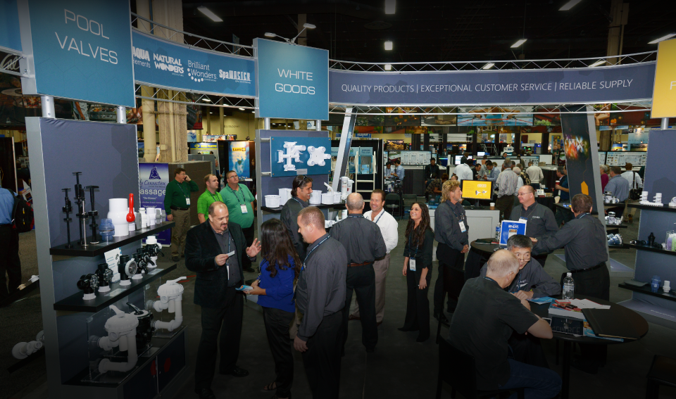 GET HANDS ON WITH NEW PRODUCTS AT THE SHOW