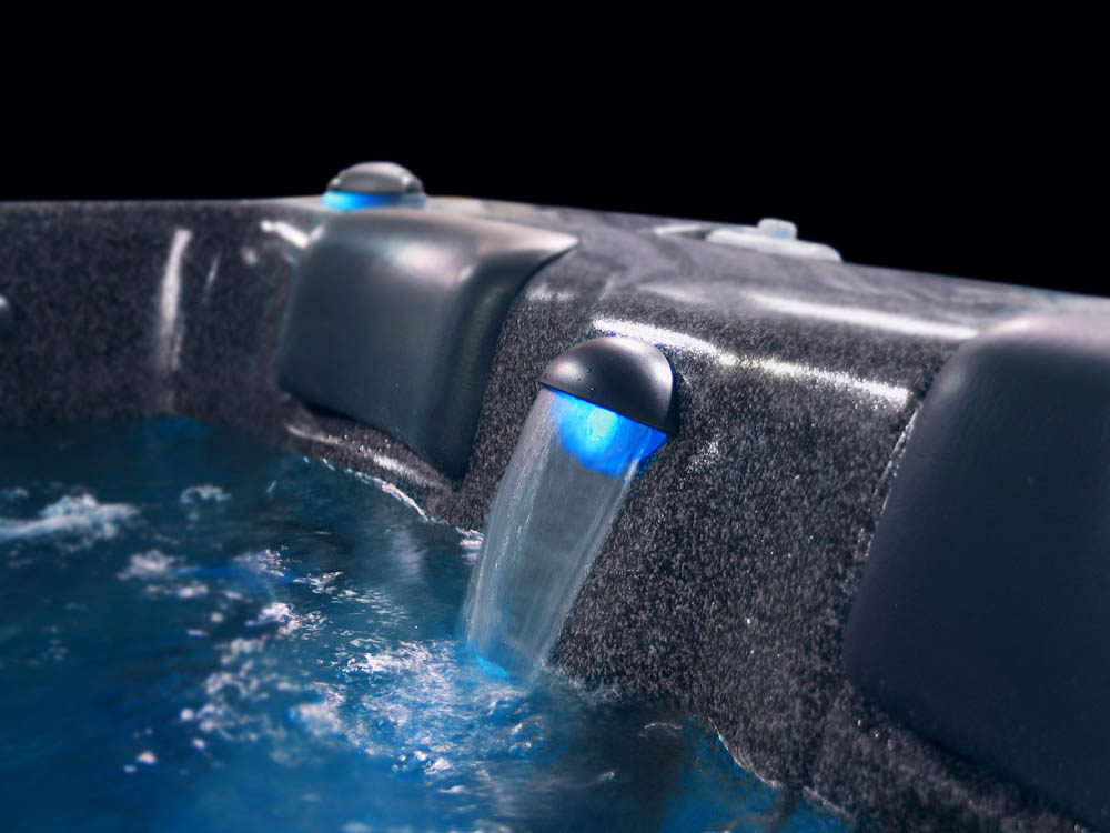 <b>AQUA EFFECTS™ <br>Sconce Waterfall