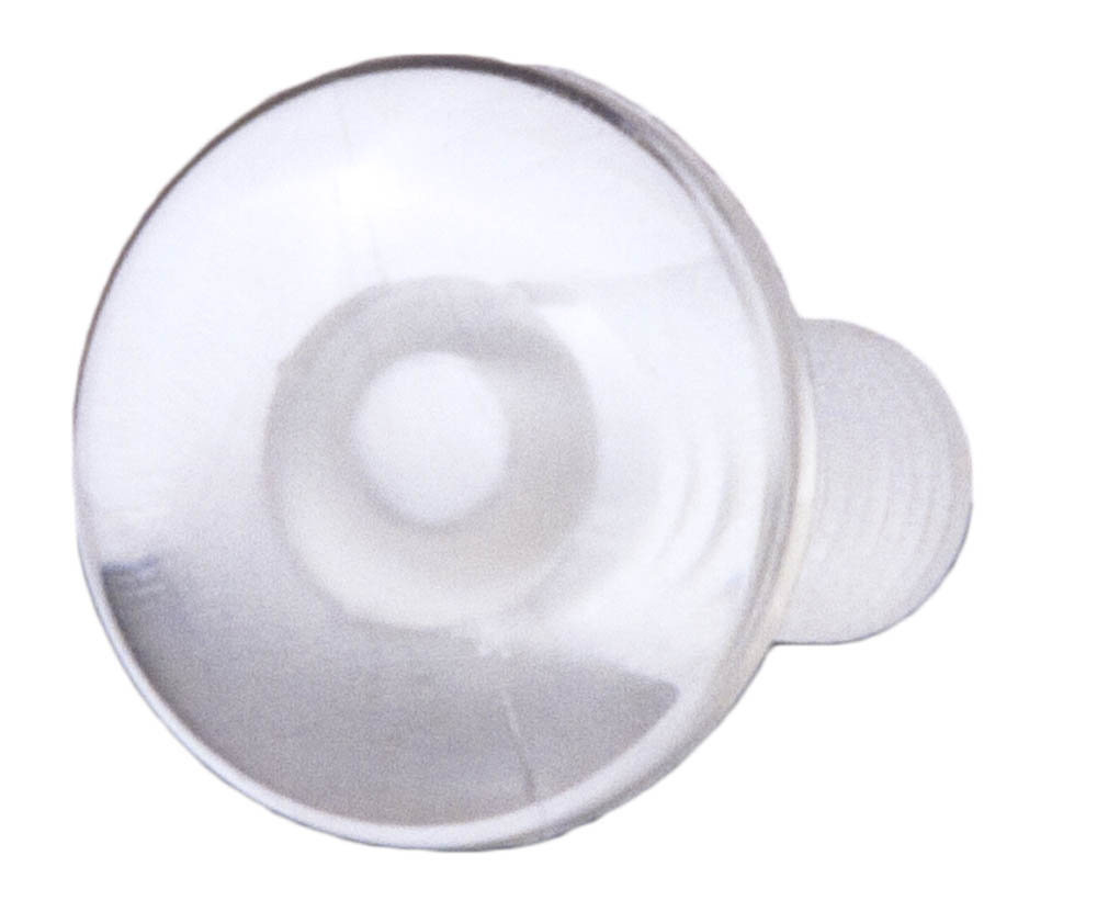 <b> Clear LED Spot Fitting </b> <br> Smooth