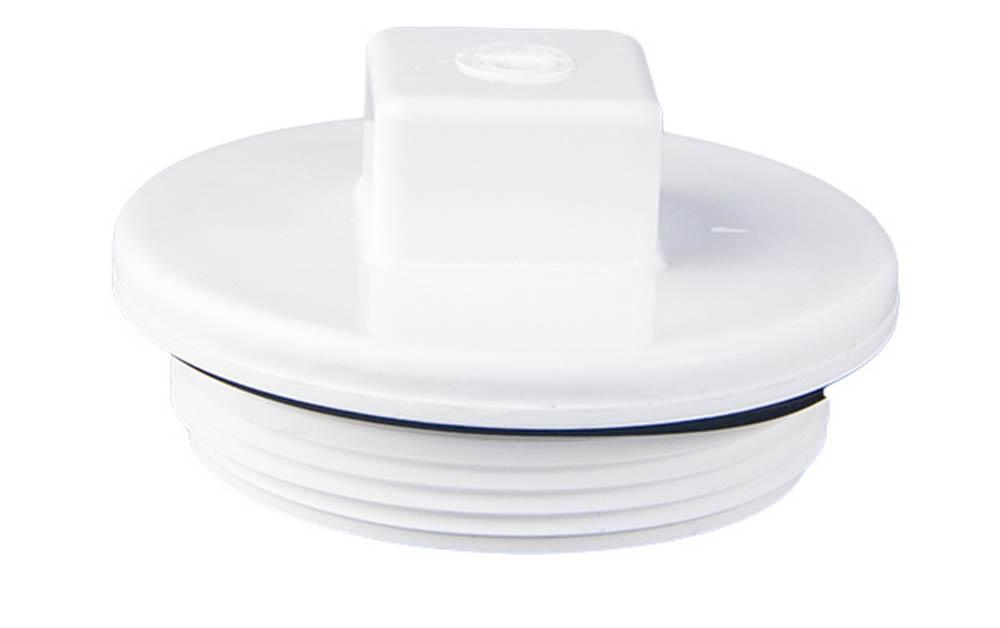 <b>Pool Plug with O-Ring</b>
