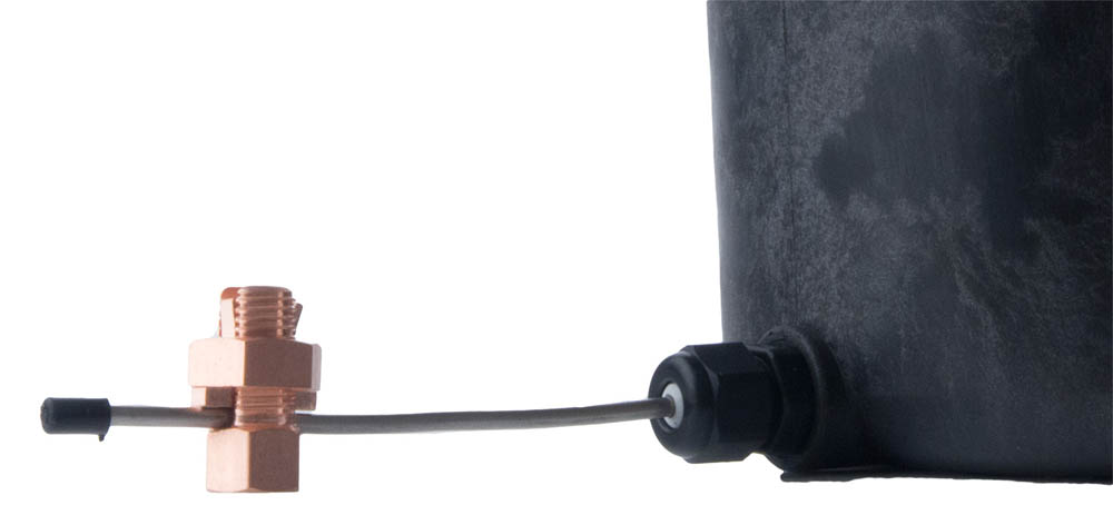 25810-500-000 anode retro kit installed close-up