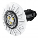 <b>Brilliant Wonders® </b></br>1.5˝ LED Light Starter Kit with White Faceplate</br> 11 C