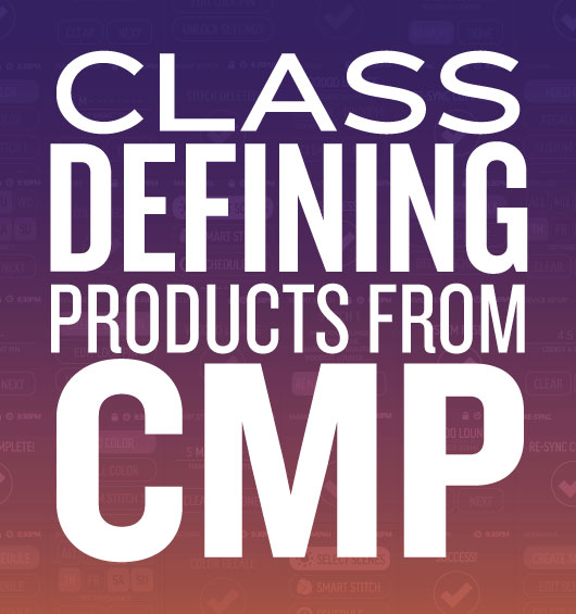 CMP New Products & Programs