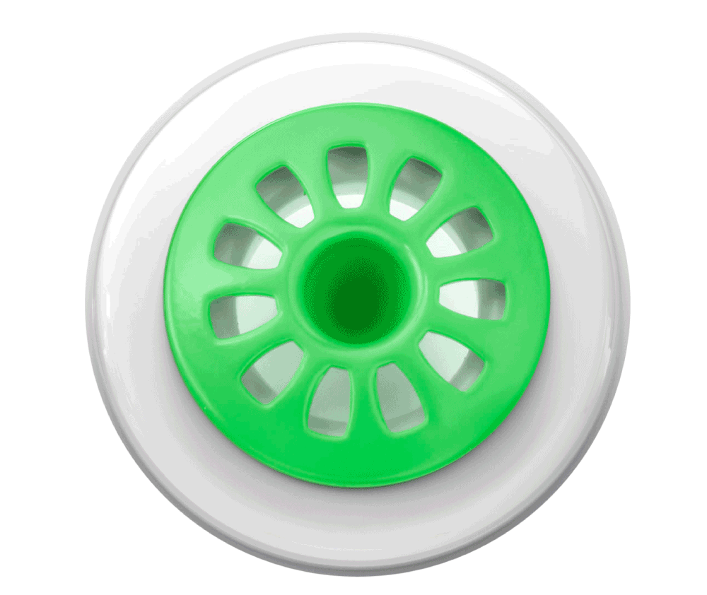 <b>AIR X® Polynetic FACE</b><br>PEARL WHITE FLANGE