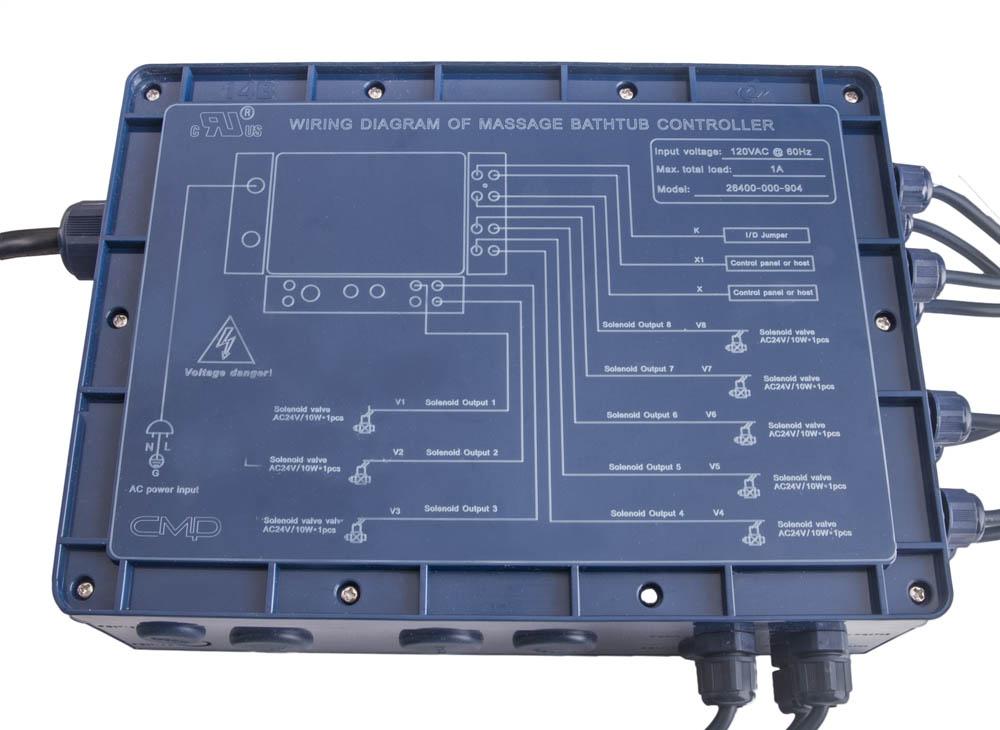 <b> NEXXUS™</b><br> Solenoid Valve Control Box