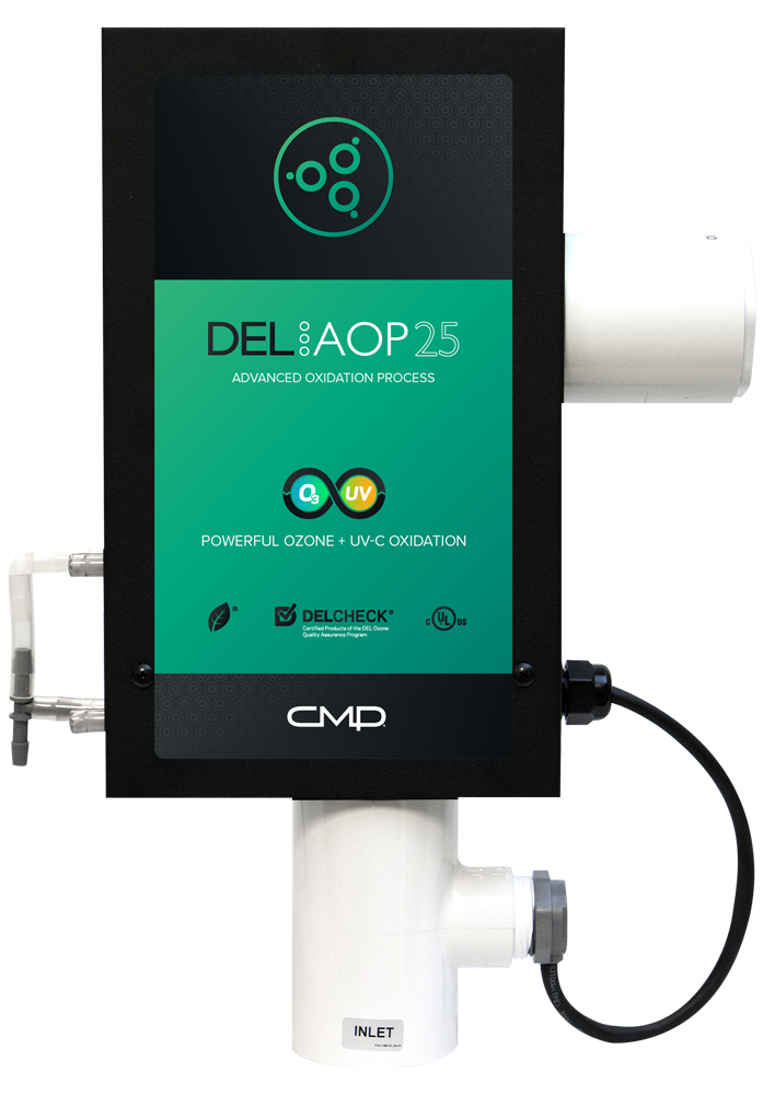 DEL AOP 25™: POWERFUL AOP FOR EVERY POOL