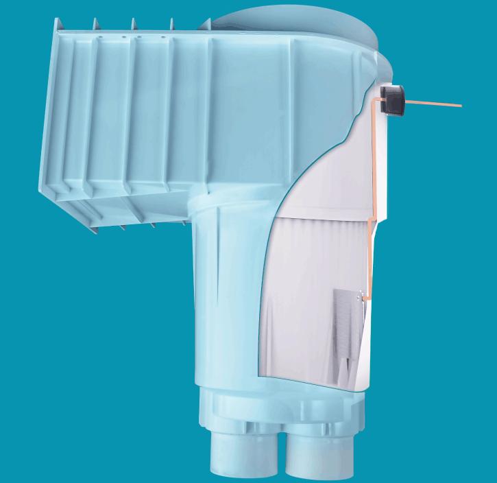 Water Bond Skimmer