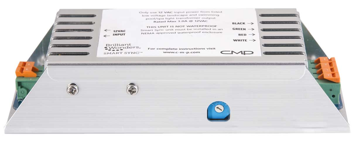 <b>BRILLIANT WONDERS®<br>SMART SYNC® ADAPTER</b><br>60 Watt
